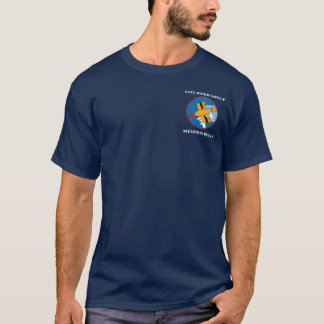 91ST Bomb Group - Memphis Belle Tee