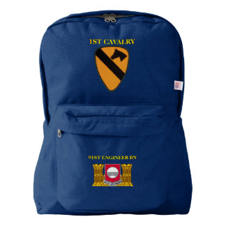 91ST ENGINEER BATTALION 1ST CAVALRY BACKPACK
