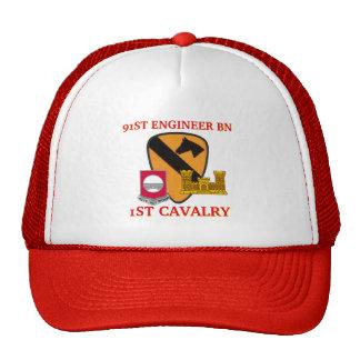 91ST ENGINEER BATTALION 1ST CAVALRY HAT