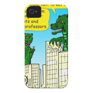 920 Monsters eat honor students for brain food Case-Mate iPhone 4 Cases