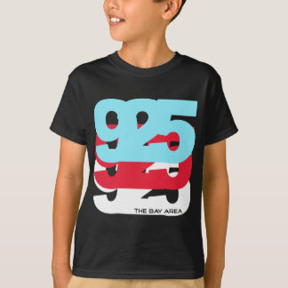 925 Area Code T-Shirt