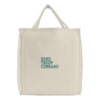 92nd Troop Command Bag