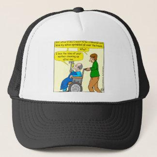 936 After I die cartoon Trucker Hat