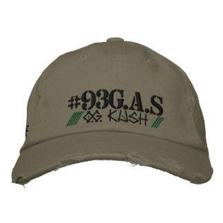 93 GAS O.G.Kush Light Olive Hat