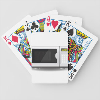 93Microwave_rasterized Bicycle Playing Cards