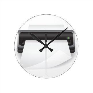 94Portable Scanner _rasterized Round Clock