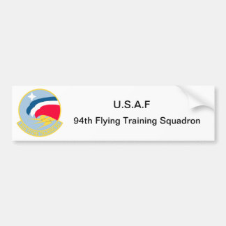 94th Flying Training Squadron Bumper Stickers