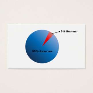 95% Awesome, 5% Bummer