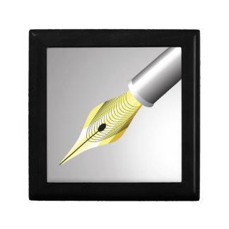 95Shiny Fountain Pen Nib_rasterized Gift Box