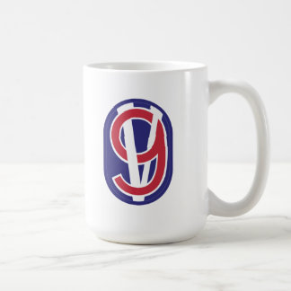 "95th Infantry Division ""Iron Men Of Metz"" Coffee Mug"