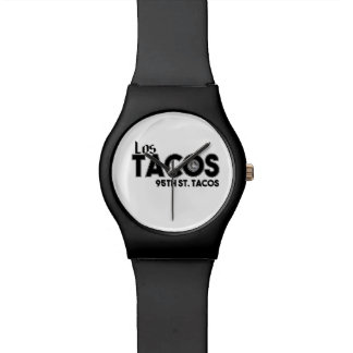 95th St. Tacos Black Los Tacos Wach Watch