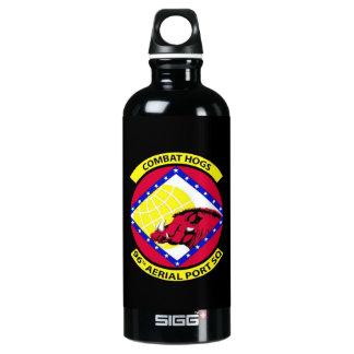 96 APS Combat Hogs Custom Traveller (0.6L), Black Water Bottle