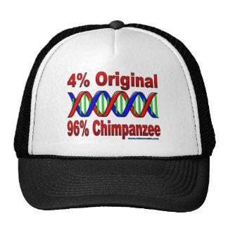 96% chimp cap