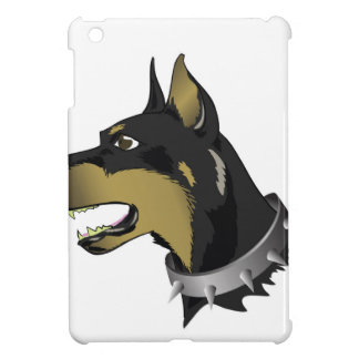 96Angry Dog _rasterized iPad Mini Cover