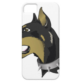96Angry Dog _rasterized iPhone 5 Cover