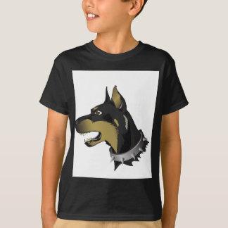 96Angry Dog _rasterized T-Shirt