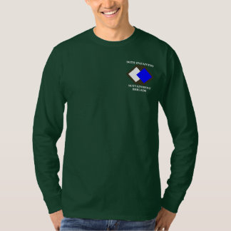 96th Infantry Division/Sustainment Brigade L.S.Tee T-Shirt