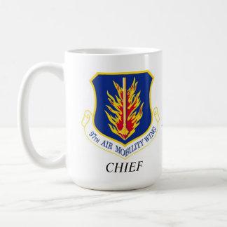 97 AMW Chief Mug