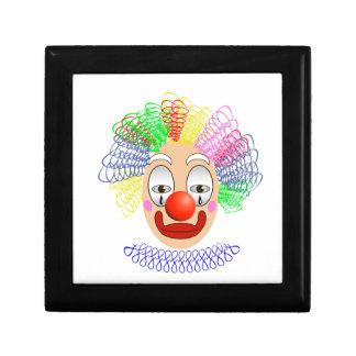 97Clown Head_rasterized Gift Box