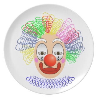 97Clown Head_rasterized Plate