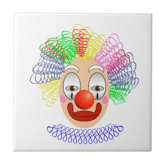 97Clown Head_rasterized Tile