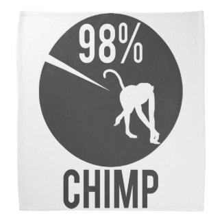 98% chimp bandana