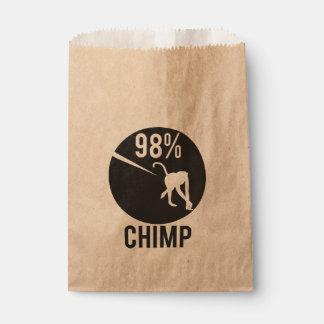 98% chimp favour bag