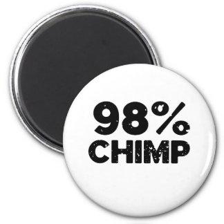 98 Chimp Magnet