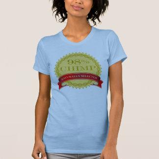 98% Chimp - Naturally Selected T-shirts