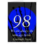 98th Birthday Cards
