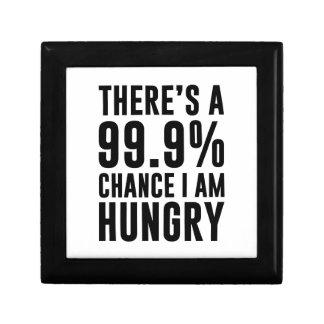 99.9 Chance I'm Hungry Gift Box