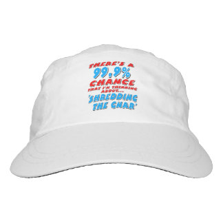 99.9% SHREDDING THE GNAR (blk) Hat
