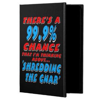 99.9% SHREDDING THE GNAR (wht) Powis iPad Air 2 Case