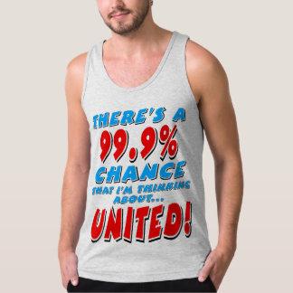 99.9% UNITED (blk) Singlet