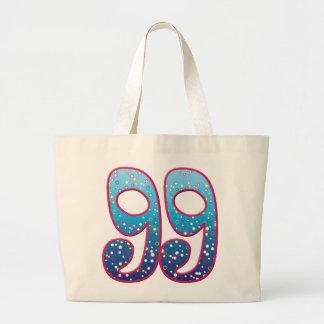 99 Age Rave Canvas Bags