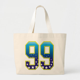 99 Age Star Canvas Bags
