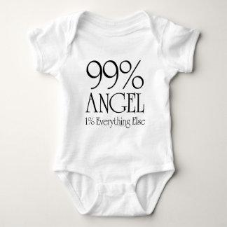 99% Angel Baby Bodysuit