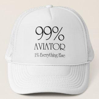 99% Aviator Trucker Hat