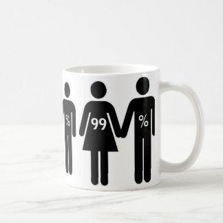 99% COFFEE MUG