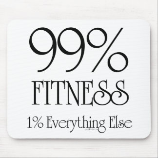 99% Fitness Mouse Pads