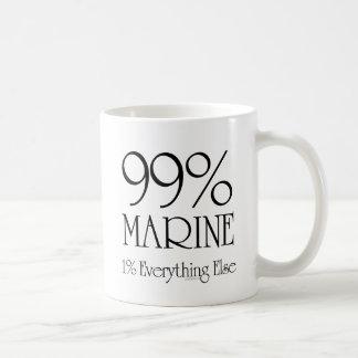 99% Marine Coffee Mug
