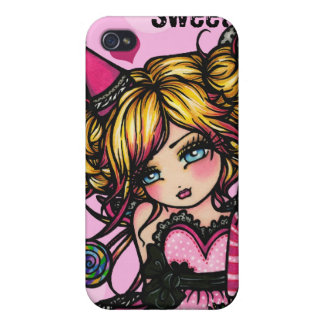 99% Sweet Party Candy Birthday Girl i Case For iPhone 4