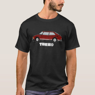 99T- 99Turbo with stripes T-Shirt