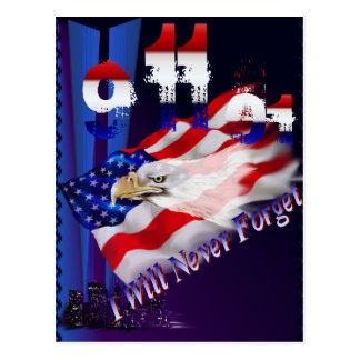 9-11-01 Postcard