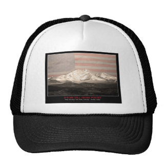 9-11 American Twin Peaks Tribute Hat
