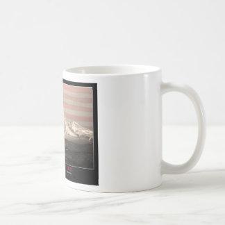 9-11 American Twin Peaks Tribute Coffee Mugs