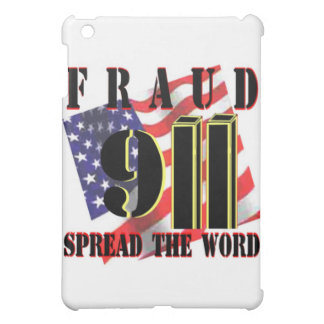 9 11 Fraud Ipad Case