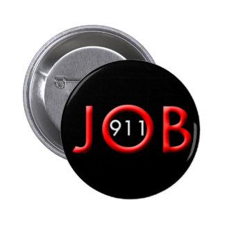 9/11 Inside Job Button