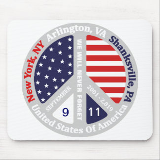 9/11 MOUSE PAD