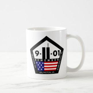 9 11 Never Forget, Always Remember Mug